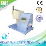 Máquina de teste de borracha plástica de Mfi do verificador do deslocamento predeterminado do fluxo do derretimento do equipamento de teste do impato (GW-082A)