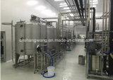 De Installatie van de Verwerking van de zuivelProductie Line/Milk