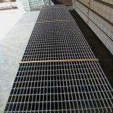 Reja de acero galvanizada de la inmersión caliente para el foso