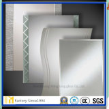 Silberner Sicherheits-Spiegel des Hersteller-4mm mit Schutzträger-Film für Badezimmer