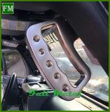 Nieuwe Zilverachtig voor Achter Hard van Wrangler van de Jeep zet de Staaf van de Greep van de Hand van het Staal op