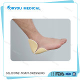 Foryou 의학 부상 치유를 위해 옷을 입는 2016년 FDA 승인되는 방수 의학 부상 드레싱 실리콘 의학 거품