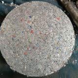 Het Borings van het aluminium de Pers van de Briket met Grote Output