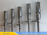 Barril impulsado por aire de la bomba de descarga (SS316L barel bomba)