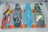 По-разному скейтборд мотора типа одного способа цвета