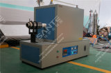 1400C Doble Zona Temperatura de rotación del horno horno de tubo de laboratorio Experimento