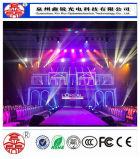 Portable P4 Módulo de pantalla al aire libre / alquiler de vídeo de color completo / pantalla LED para eventos y espectáculos de etapa