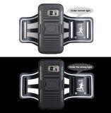 Bolsa de telefone celular Bag /executando o estojo com braçadeira para iPhone 7