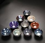 Giapponese cinese Teaware di Teaware del tè del Teacup di ceramica della ciotola