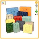 Мешок конструкции высокого качества изготовленный на заказ бумажный Китая