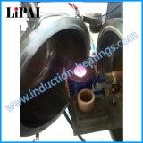 Horizontaler Vakuumofen mit Mittelfrequenzinduktions-Heizungs-schmelzender Maschine