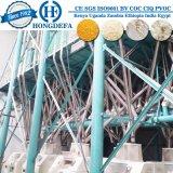 Macinazione di macinazione del mais della pianta del mais della struttura d'acciaio