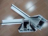 Doppia finestra della tenda della finestra di vetro del PVC