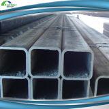 Горячекатаные 100*100mm черные трубы углерода Q345 стальные
