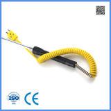熱電対プローブ、液浸の熱電対のタイプKのプローブセンサー