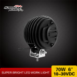 """6 """" 70W 높은 산출 LED 자동 Offroad 모는 빛"""
