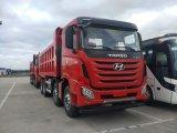 Hyundai 8X4 팁 주는 사람 트럭