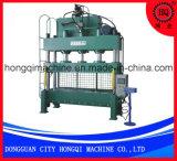 100t Cuatro Columnas de precisión hidráulica máquina de presión de aceite Máquina de la prensa /