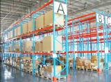 産業倉庫頑丈なパレットラック