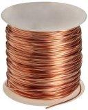 Conductor de acero recubierto de cobre para el cable CCS Cable CCS Conductor CCS