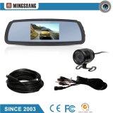 Monitor de Espelho 4.3inch Carro Sistema de Câmera para visão traseira