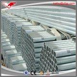 Stahl galvanisiertes Rohr; Baugerüst-Rohr; Gestell-Gefäß; Stahlgefäß
