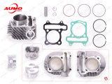 Gy6 125ccのオートバイの部品のためのエンジン部分シリンダーキット
