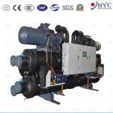 380-415V du compresseur à vis de la pompe à chaleur géothermique