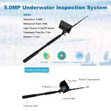"""система контроля 5MP 5~7.5m телескопичная Поляк 1080P Handheld подводная с 7 """" монитором & рекордером цифров HD LCD DVR экрана"""
