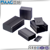 Soem-Aluminium-/Aluminiumkühlkörper verdrängte Profil mit RoHS/Ce/ISO/As2047/Aama
