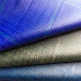 Эластичный PU кожаный Hw-814 одежды затыловки