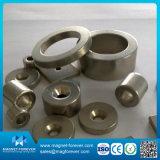 Neo magnete permanente del POT di NdFeB con l'anello