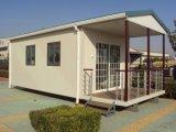 판매를 위한 작은 휴대용 집을 설치하고 철거하게 쉬운