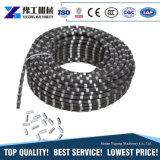 Hohe Leistungsfähigkeits-sah multi Granit-Diamant-Draht Ausschnitt-Maschine