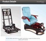 Heißer Verkauf 2016 und haltbarer Pedicure Fuß BADEKURORT Massage-Stuhl