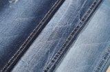 よい手の感じ9.9ozの粗紡糸の綿織物のデニムファブリック