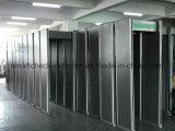 Einzelne Zonen-Türrahmen-Metalldetektor-Tür-im Freiensicherheits-Tür
