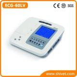 Bewegliche Maschine des Tierarzt-ECG (ECG-60LV)