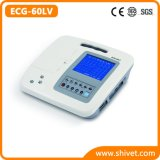 Macchina portatile del veterinario ECG (ECG-60LV)