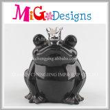 Rã de cerâmica de baixo preço do OEM com o Piggy Bank