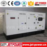 gerador Soundproof Diesel da potência 100kw com motor de Lovol