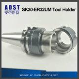 Sostenedor de herramienta de los accesorios Sk30-Er32um de la herramienta que muele para la máquina del CNC