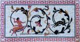 Azulejo del modelo de mosaico para la decoración de la pared