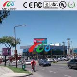 Cartelera de LED a todo color al aire libre para la publicidad digital
