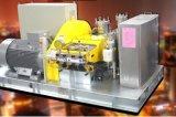 Max. Werkende Staaf Pressure2000/Max. Lossing Schoonmakende Machine van de Hoge druk van de Aandrijving van 60 L/min. de Elektrische