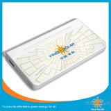Batería solar de la potencia del teléfono móvil del cargador