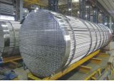 Tubo de acero inconsútil de ASTM A213 para el cambiador de calor