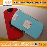 Оранжевый анодированный Быстрое сверление ЧПУ станка с ЧПУ модели фрезерного ЧПУ быстрого Prototoype электронной продукции
