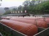 Haushalts-Solarbiogas-Speicher u. Generator-Pflanze