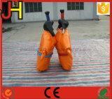 Надувные костюмы сумо для тренеров игры